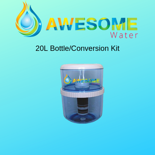 AWESOME WATER Bottle Combo/Conversion Kit! - Awesome Water