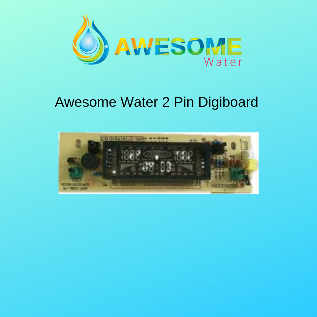 Awesome Water Spare Parts 2 Pin Digiboard - Awesome Water