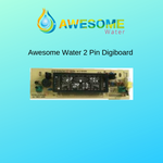 AWESOME WATER - Spare Parts 2 Pin Digiboard - Awesome Water