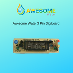 AWESOME WATER - Cooler 3 Pin Digiboard - Awesome Water
