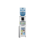 Awesome Water Floor Standing Water Cooler Hot Cold Room + Fridge SILVER **FOLLOW LINK BELOW FOR FREE GIFTS** - Awesome Water
