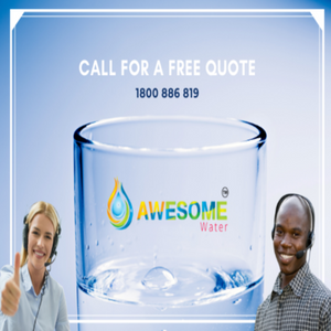 Free Quotation - Awesome Water
