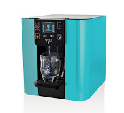 BIBO filtration system blue
