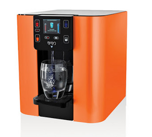 BIBO filtration system orange