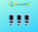 Awesome Water Premium Filter 3 Pack with Free +sanitiser & free delivery - Awesome Water