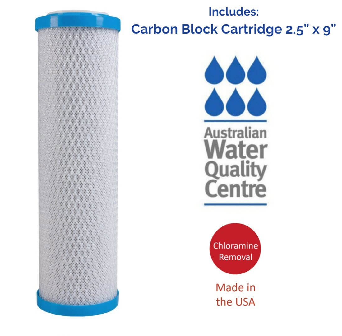 Awesome Water Doulton 9″ Single Countertop Water Filter - Awesome Water
