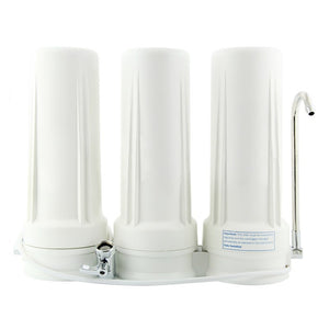 Awesome Water & Doulton Triple Countertop Water Purifier - Awesome Water