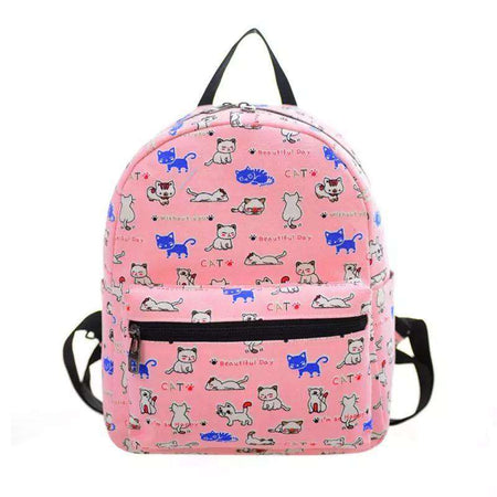 Morral gatos rosa (1)
