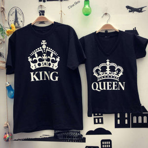 Camisetas King & Queen