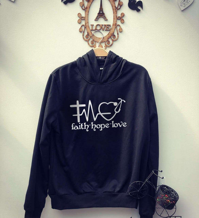 Buzo (1) Faith Hope Love