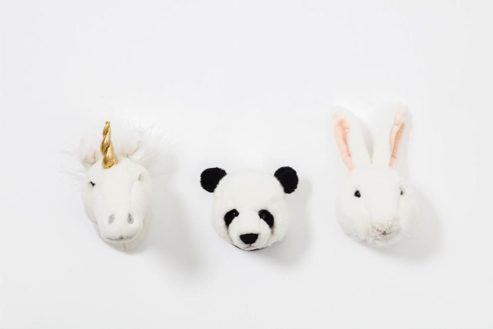 Trophées Lovely - 3 mini Peluches Wild and Soft