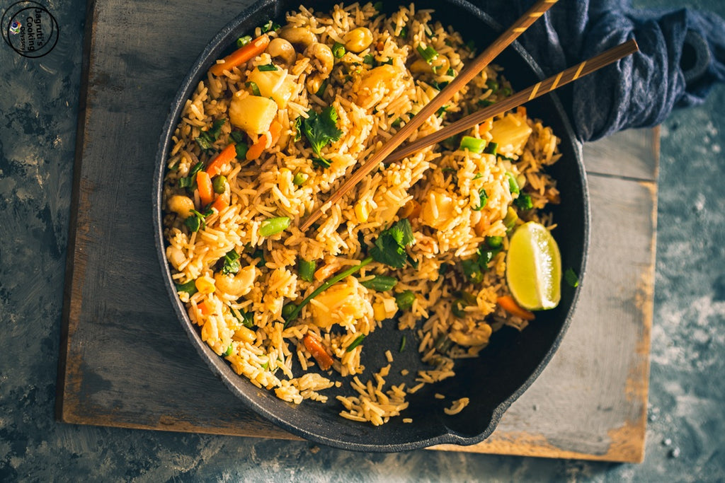 Pineapple Thai Fried Rice