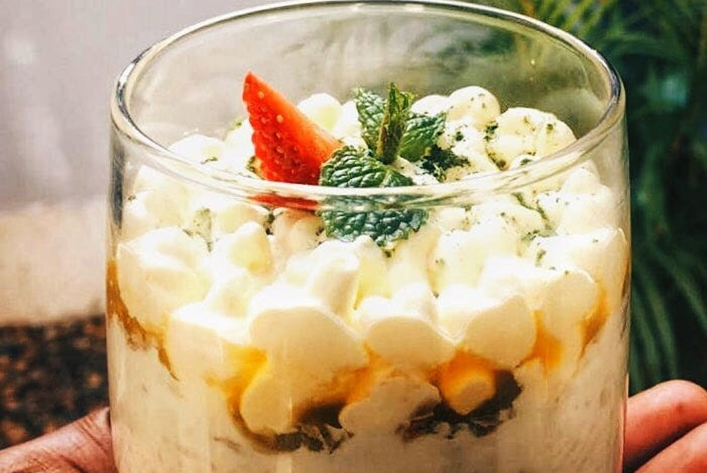 Fruit & Rice Pudding Cup