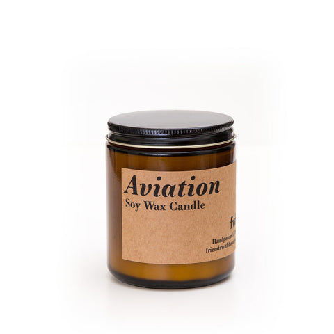 Aviation Candle - Friends With Booze
