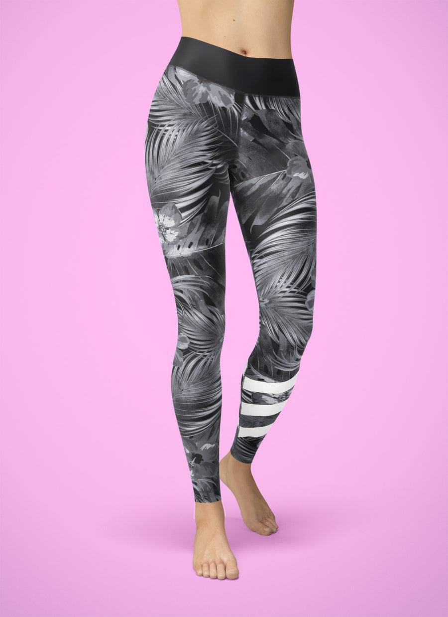 Midnight Jungle Legging