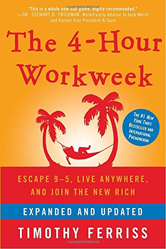 The 4-Hour Workweek: Escape 9-5, Live Anywhere Book - Suha's Shop