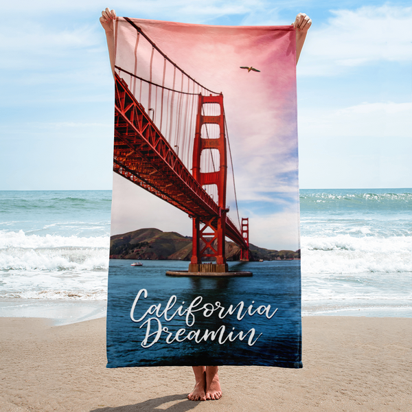 California Dreamin' - Suha's Shop