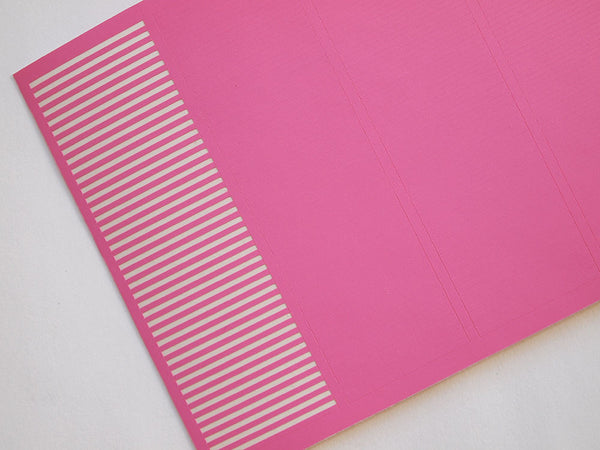 skinny straight nail vinyls, 1mm wide straight nail stencils