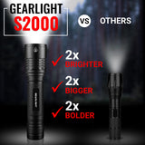 GearLight S2000 LED Flashlight