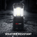 GearLight S300 LED Lantern with Magnetic Base [2 PACK]