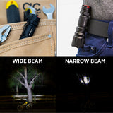 GearLight M3 LED Tactical Flashlight [2 Pack]