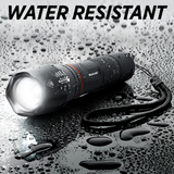 GearLight S1000 LED Tactical Lantern Flashlight with Magnet