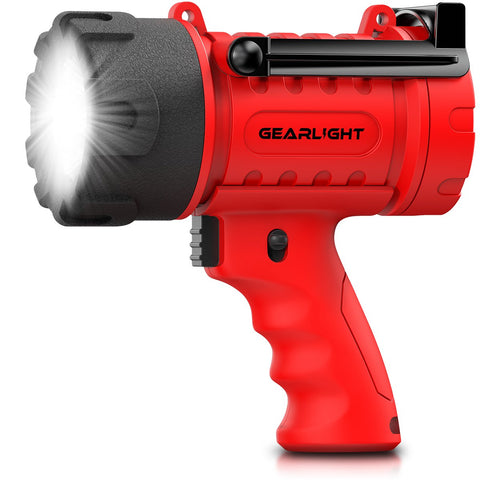 GearLight Watchman AA Spotlight Flashlight