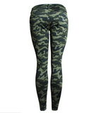 Summer new models of self-cultivation camouflage pants summer hot