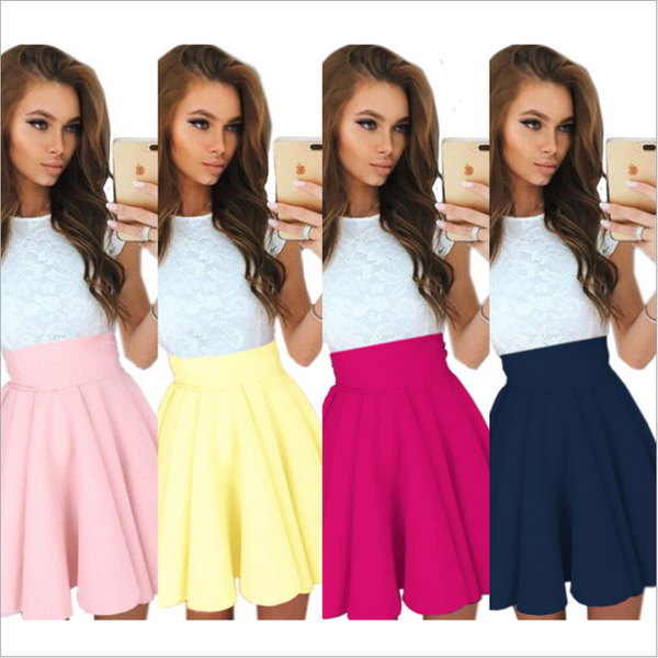 Sweet sexy three-dimensional waist dress skirt skirt