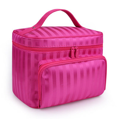 Travely Beautycase™  de Lujo Decoración Damier