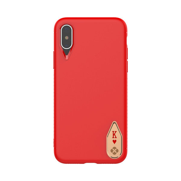Funda Poker 360º protectora para iPhone