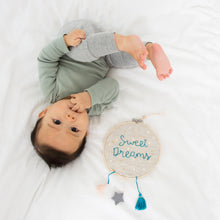 The Baby Nightlight Embroidery DIY Kit