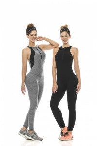 SUPPLEX® FABRIC JUMPSUIT ONE SIZE