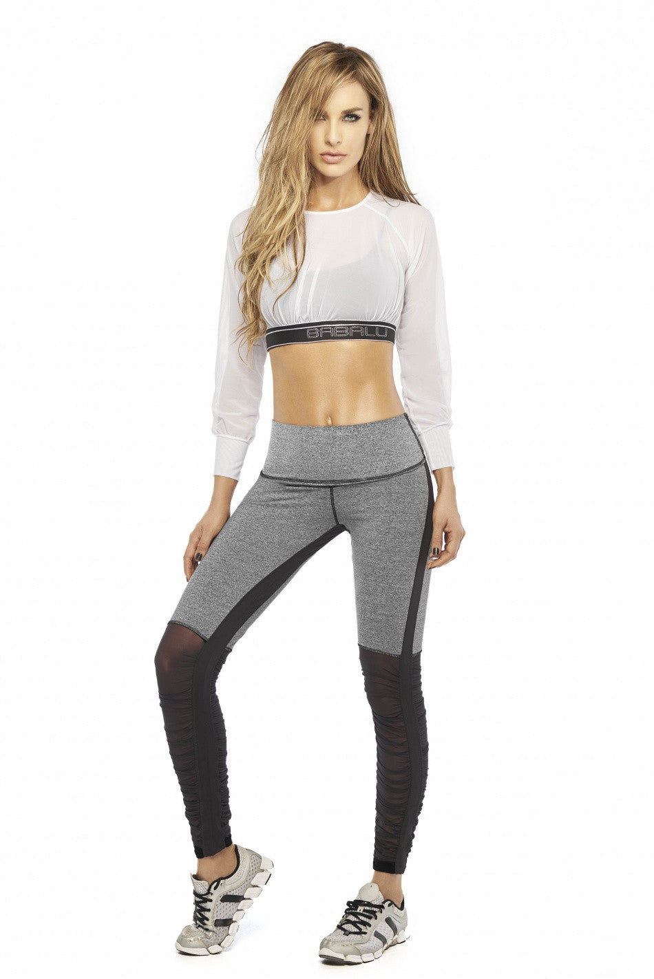 SUPPLEX® FABRIC LEGGINGS -ONE SIZE