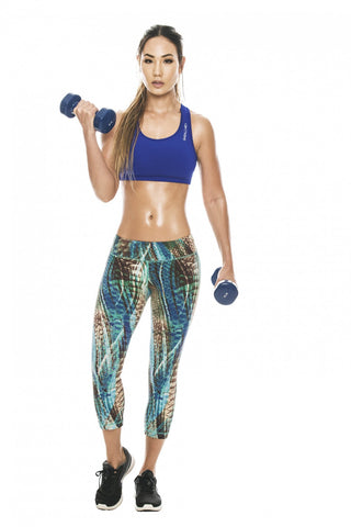SUPPLEX® FABRIC LEGGINGS ONE SIZE Ref. 60983