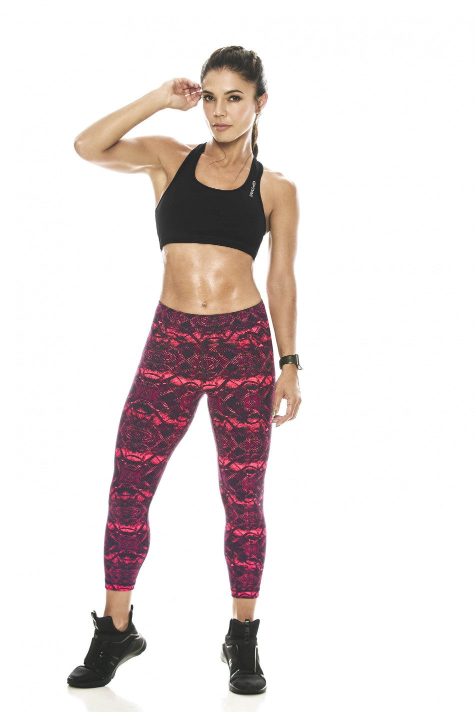 SUPPLEX® FABRIC CAPRI PANT ONE SIZE