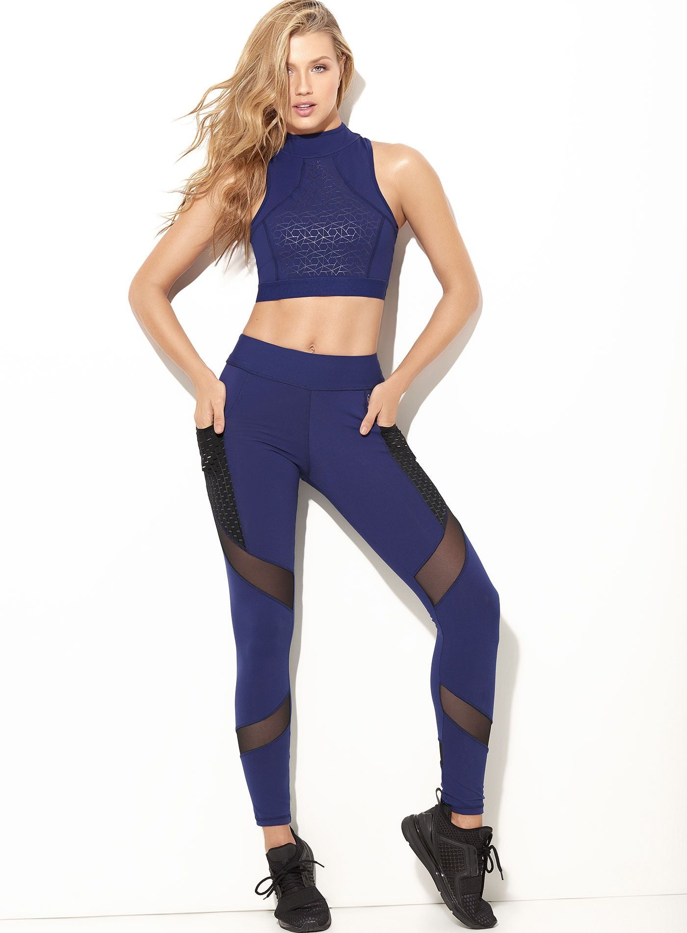 Mesh Love Set Leggings