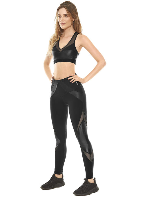 SUPPLEX® FABRIC LEGGINGS ONE SIZE Ref. 70333