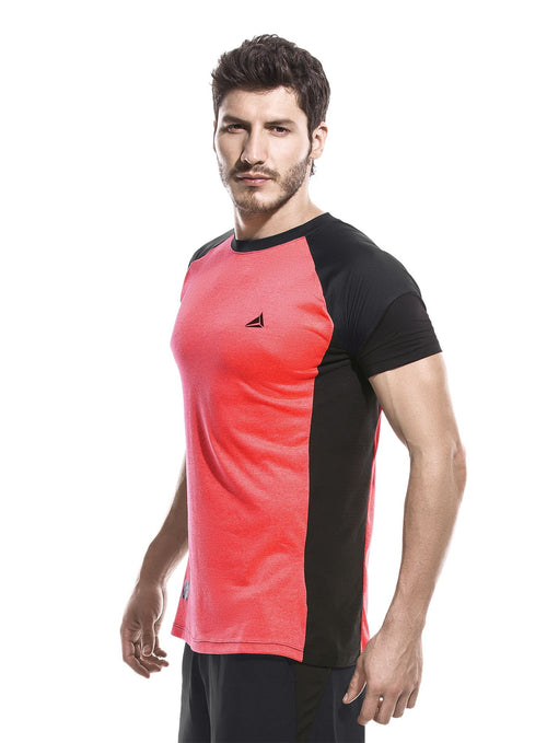 POLYESTER SPORT T-SHIRT SIZE S-M-L-XL Ref. 81256