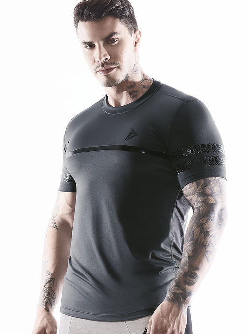 POLYESTER SPORT T-SHIRT SIZE S-M-L-XL Ref. 81806