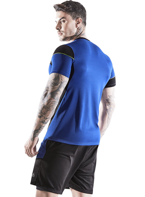 POLYESTER SPORT T-SHIRT SIZE S-M-L-XL Ref. 82036