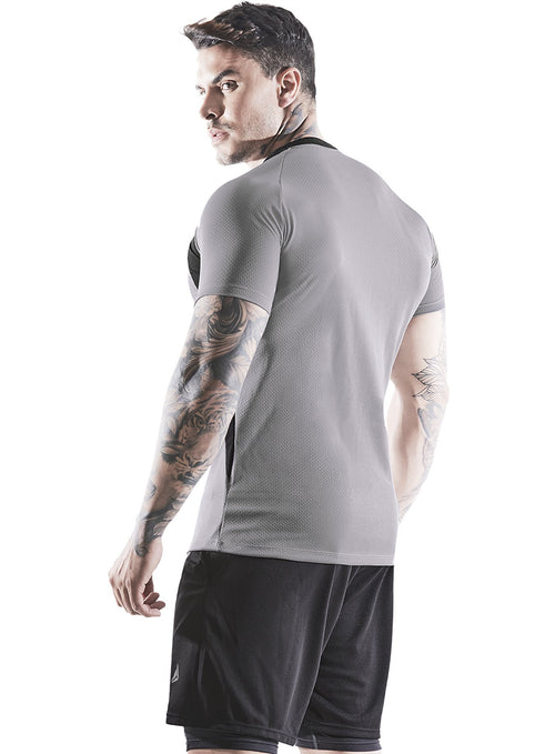 POLYESTER SPORT T-SHIRT SIZE S-M-L-XL Ref. 82046