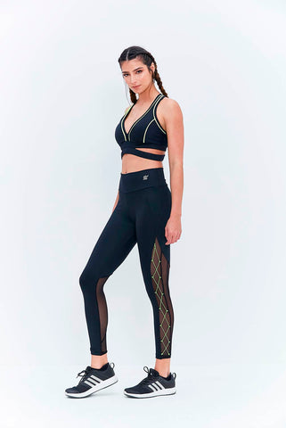 POLYESTER LEGGINGS ONE SIZE Ref. 70633