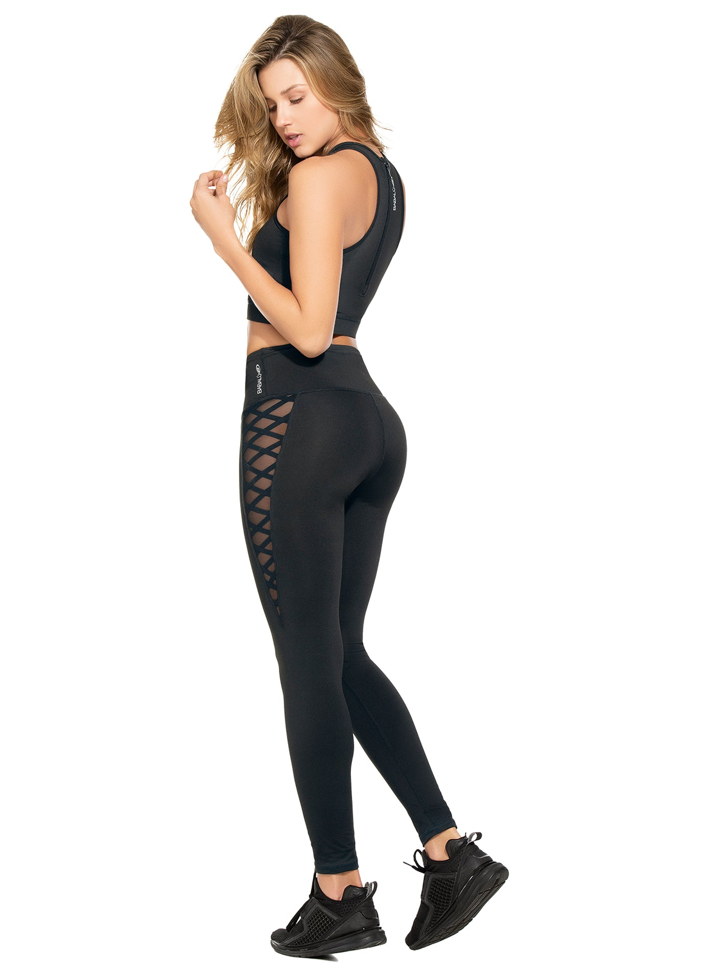 POLYESTER LEGGINGS ONE SIZE Ref. 80233