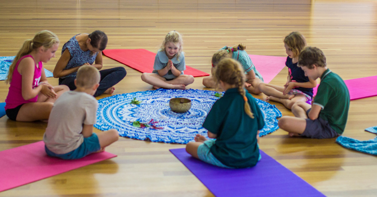 Mindfulness and Meditation Classes for Children - MY