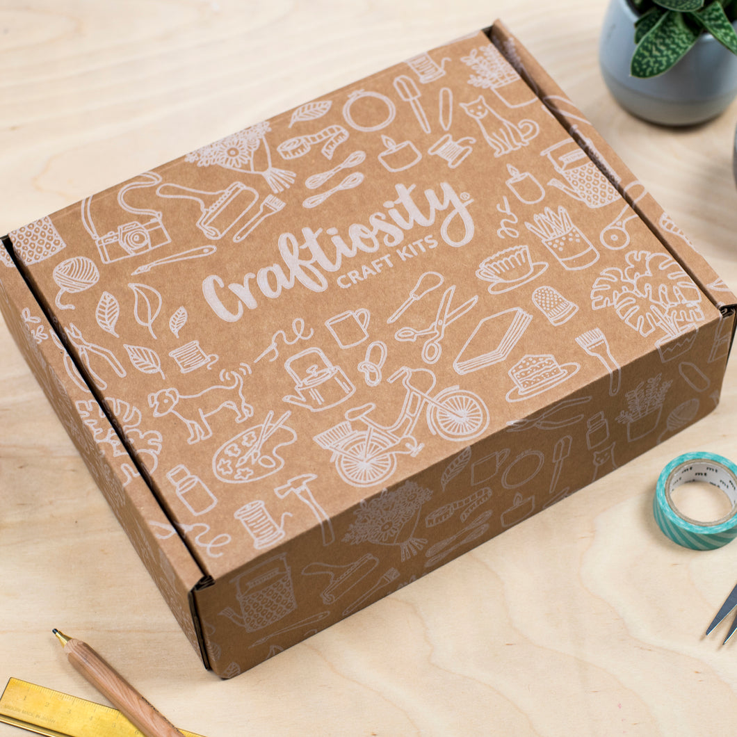 Craft Kit Subscription (£19)