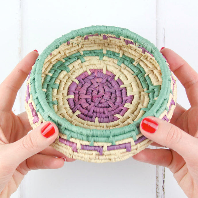 Coiled Raffia Bowl Craft Kit