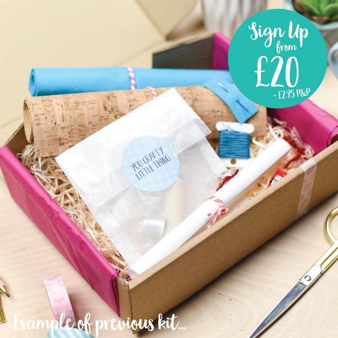 Craft Kit Subscription