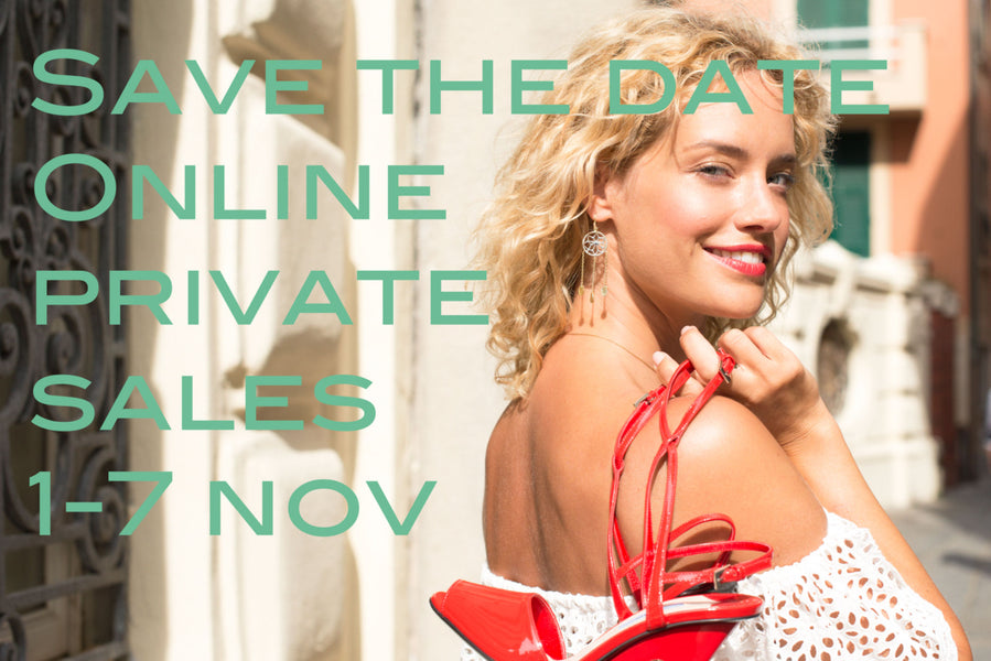 SAVE THE DATE - Next Online Sales 1-7th november