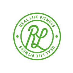 Real Life Fitness Logo